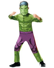 Disfraz de Hulk para niño - Marvel