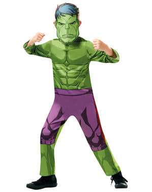 Hulk costume for boys - Marvel