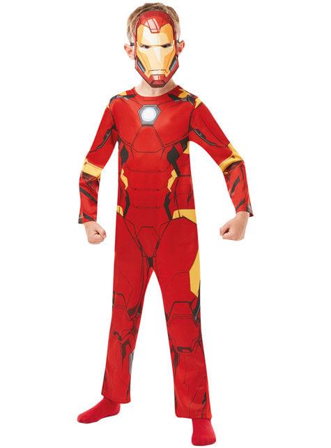 Kostium Iron Man dla chłopca - Marvel