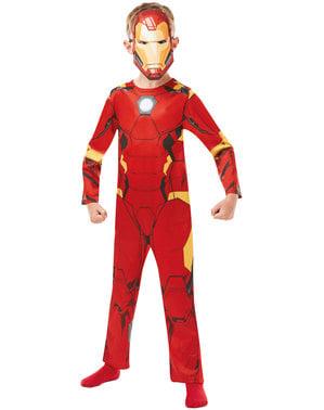 Fato de Homem de Ferro para menino - Marvel