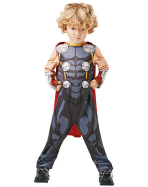 Thor kostuum voor jongens - Marvel