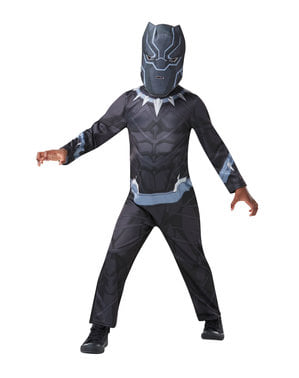 Déguisement Black Panther enfant - Marvel