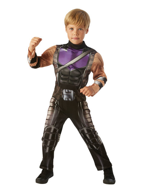 Hawkeye costume for boys - Marvel