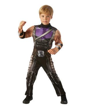 Hawkeye kostyme til gutter - Marvel
