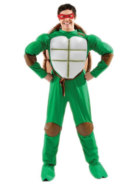 Muscly Teenage Mutant Ninja Turtles costume for adults - Teenage Mutant Ninja Turtles