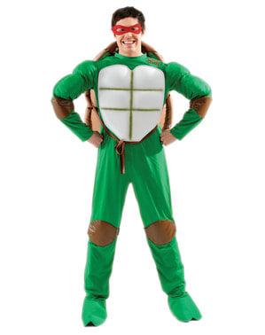 Costume da tartaruga Ninja muscloso per adulto - Le Tartarughe Ninja