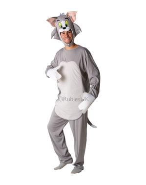 Maskeraddräkt Tom vuxen - Tom & Jerry