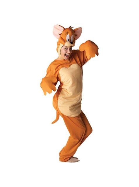 Fato de Jerry para homem - Tom e Jerry
