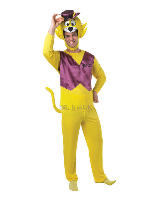 Disfraz de Don Gato para hombre - Don Gato y su Pandilla