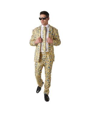 Миньони костюм за възрастни