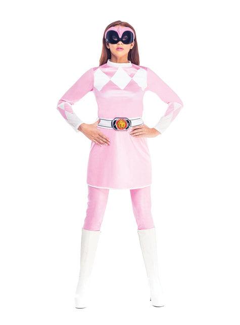 Pink Power Ranger costume for women - Power Rangers Mighty Morphin
