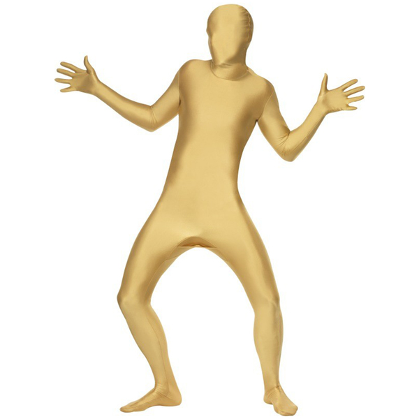 Golden Skintight Costume