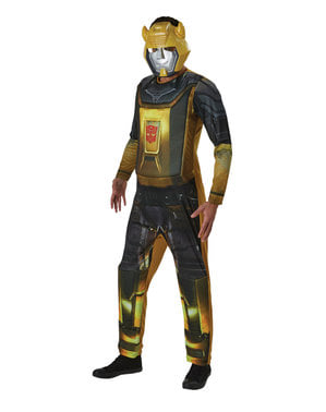 Fato de Bumblebee para homem - Transformers