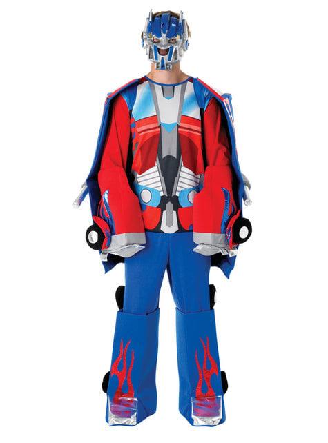 Disfraz de Optimus Prime para hombre - Transformers