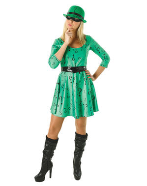 Riddler costume for women - DC Comics