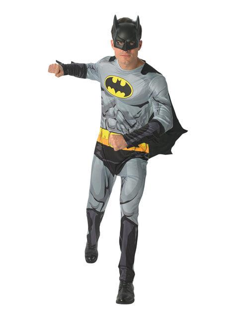 Disfraz de Batman para hombre - DC Comics