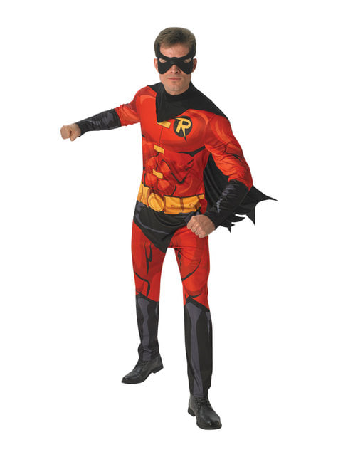 Fato de Robin para homem - DC Comics