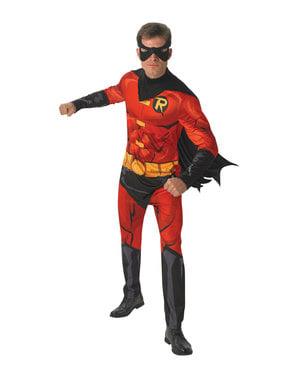 Disfraz de Robin para hombre - DC Comics