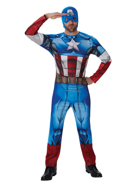 Captain America costume for men - Marvel