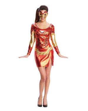 महिलाओं के लिए बचाव पोशाक - आयरन मैन