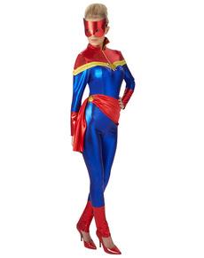 Disfraz de Capitán Marvel para mujer - Marvel