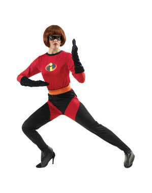 Maskeraddräkt Mrs Incredible dam - Superhjältarna