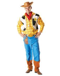 891320d8f381a Fato de Woody para homem - Toy Story ...