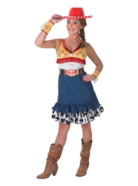 Kostium Jessie damski - Toy Story