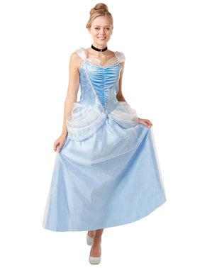 Disfraz de Cenicienta para mujer