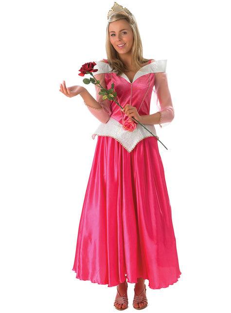 Aurora kostuum voor vrouw - Sleeping Beauty