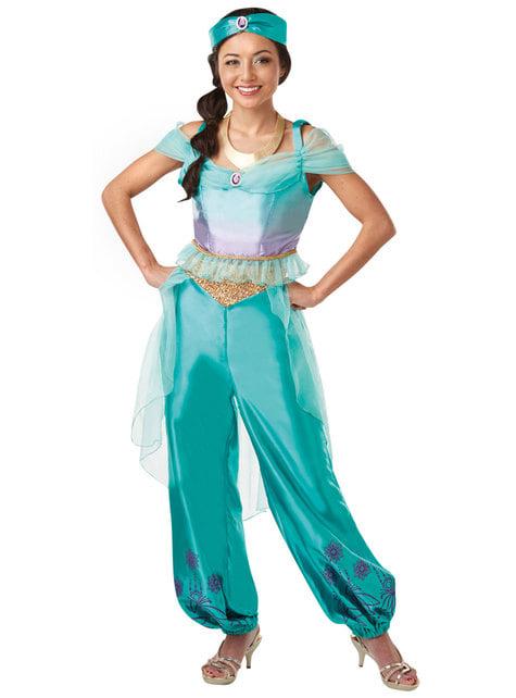 Fato de Jasmine para mulher - Aladdin