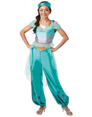 Jasmin Kostüm für Damen - Aladdin