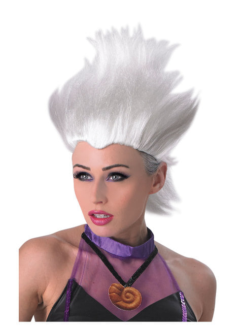 Ursula wig for women - The Little Mermaid