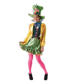 Mad Hatter costume for women - Alice in Wonderland