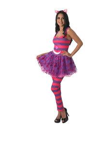 Grinsekatze Kostüm für Damen - Alice im Wunderland