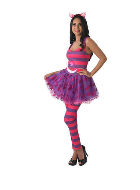 Cheshire Cat costume for women - Alice in Wonderland