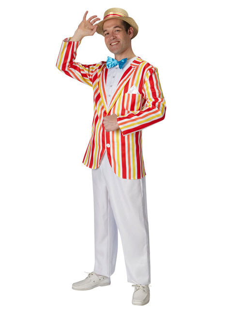 Strój Bert męski - Mary Poppins