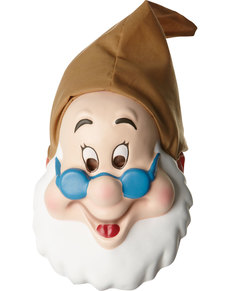 Doc dwarf mask for adults - Snow White and the 7 dwarfs