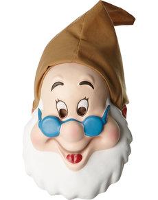 Maska trpaslík Prófa pro dospělé - Sněhurka a 7 trpaslíků