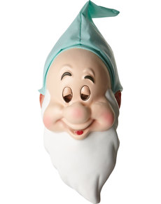 Sleepy dwarf mask for adults - Snow White and the 7 dwarfs