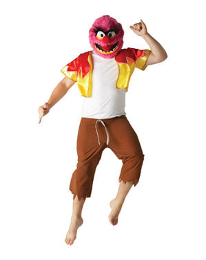 Costume Animal The Muppets da uomo