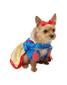 Snow White costume for dogs