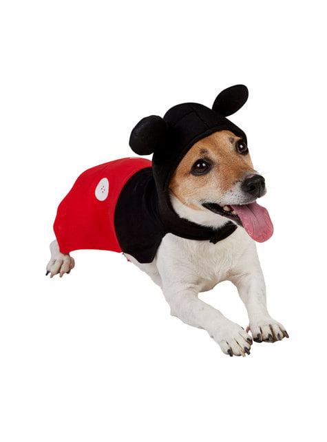 Déguisement Mickey Mouse pour chien