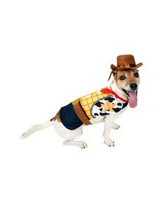 50c1215ec7b2c Fato de Woody para cão - Toy Story