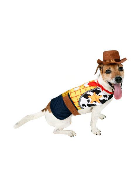 Fato de Woody para cão - Toy Story