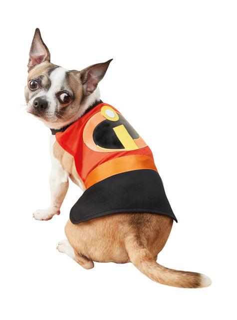 Fato de The Incredibles: Os Super-Heróis para cão