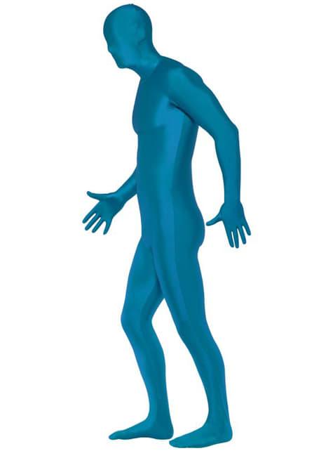 Disfraz Segunda Piel azul - barato