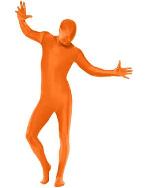 Ihonmyötäinen oranssi asu