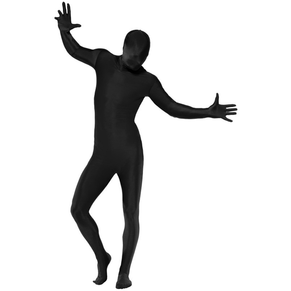 Black Skintight Costume