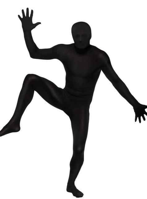 Déguisement seconde peau noir